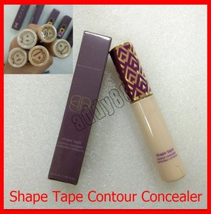 Best Shape Tape Contour Concealer Foundation 10ml Makeup Face Liquid Concealer 5 Colori Fiera media Light Light Light Light