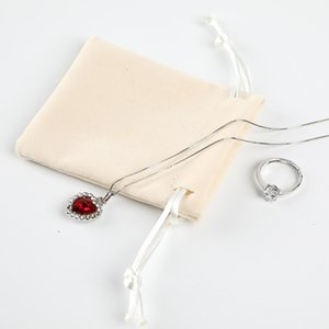 Small Size Coloful Velvet Bag Jewelry Packing Velvet Drawstring Pouches Gift Bags Pouches Jewelry Packaging yq02006