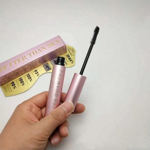BetterThan Sex Mascara Rose Gold Besser als die Liebe Cool Black Mascara Pink Paket Volumen Mascara Rose Gold