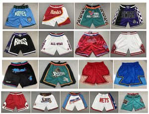 2020 ultra-léger respirant All Star Sport Sportwear Shorts Basketball Shorts Gym Short formation avec fermeture éclair poches de cousu