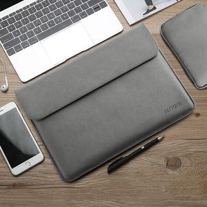 Macbook Notebook para Sleeve Bag de 13,3 polegadas Huawei Matebook D Xiaomi Superfície Pro 6 Laptop Bag 12 Pro 13 15 polegadas Mulheres Homens 14 15.4
