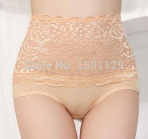 2015 Womens Shaper Corpo Hip Underwear abdômen barriga Controle calcinhas de cintura alta