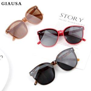 GIAUSA New Fashion Kids 2020 Cute Baby Sunglasses Girls Brand Cat Eye Children Glasses Boys Lens Sun glasses Eyewear Gift