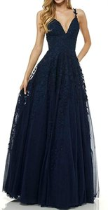 Women's Evening Dresses Prom Gowns Sexy V-Neck Elegant Long Lace Applique Backlless Beaded Straps Gown Robe De Soiree Vestidos