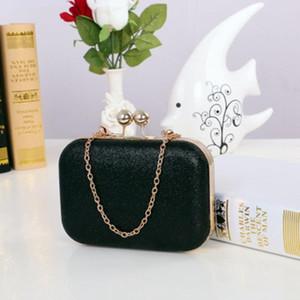 Evening Bag donne della catena della spalla borsa per delle ragazze delle donne di nozze Frizioni borsa di Crossbody Messenger Bolsas Mujer # T2G