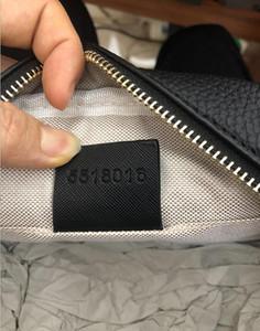 5 colores lichi mujeres cubren la bolsa de Disco Soho hombro del bolso con número de serie 308364