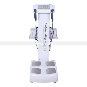 2019 تكوين معظم الجسم الشعبية محلل الجسم تحليل الدهون آلة اختبار صحة الجهاز