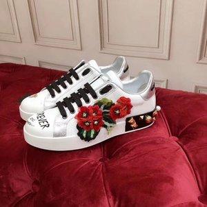 2020z high-end personalizzato per uomo e squisite graffiti scarpe sportive casuali Basso-top delle donne parte paio selvatici moda