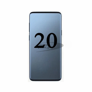 Goophone ES20 + 20plus 20U 1GB RAM 4/8 / 16GB 6.7inch ROM Mostrar 5G Mobilephone WIFI Bluetooth Camera Desbloqueado Andorid Smartphone