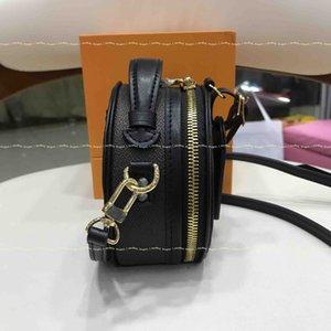 La borsa a tracolla rotonda squisita della borsa del rossetto della moda classica può essere utilizzata come un sacchetto della vita in partita della borsa del mini bayswater con la scatola