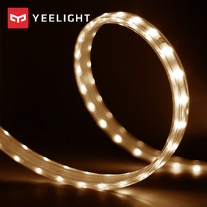 Xiaomi MijaYeelight Strip 5M Drive LED Light Strip Intelligent Light band Smart home Phone Mi home App and 1m Extend cable plus