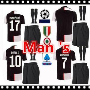 새로운 태국 남자 2018 2019 2020 축구 유니폼 홈 18 19 20 스포츠 풋볼 키트 세트 셔츠