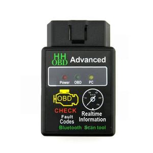 Mini strumento ELM327 Bluetooth V2.1 OBD2 auto CAN Wireless Scanner Scanner Tool