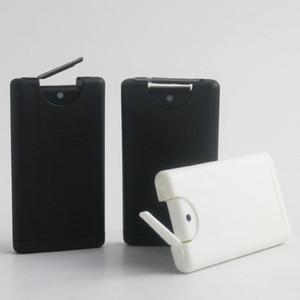 360x 15ml spray plastique Parfum boîte carte Hydratante parfum claire Pulvérisateur de bouteille de parfum vaporisateur pompe Rechargeables