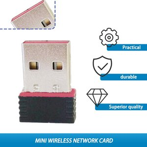 WiFi Adapter USB Usb wifi ethernet Network Card Mini PC WiFi Wireless Computer Network Card Receiver Dual Band dropshipping