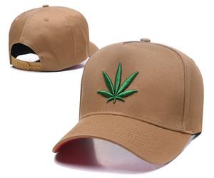 Chao Marca Baseball Canapa Foglia pilota cappello Dgk Cap
