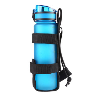 Aolikes Outdoors Climbing Camping Hiking Bags Molle Water Bottle Pouch Tactical Army Fans Gear Kettle Waist Shoulder Bag1