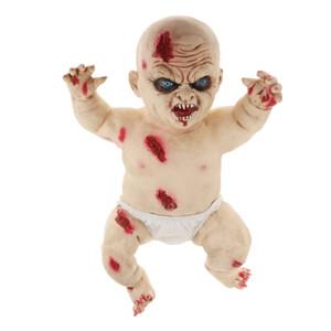 Poupée effrayant Figure Halloween décoration étape cour équipement Parti Maison