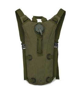 Hidrasyon sırt çantası su seyahat çantası paketleri Molle Taktik Hidrasyon sırt çantaları Açık Kamp Camelback Naylon Deve Su Mesane ...