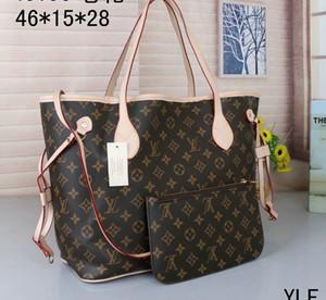 2020 في حقائب الأسهم أزياء العلامة التجارية المحافظ جديدة حقيبة الكتف حقيبة حزمة مركبة فاخرة جديدة حقيبة الكتف