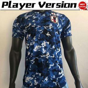 Player versione Giappone casa maglie di calcio 19/20 camice di calcio HONDA Minamino Kagawa della nazionale di calcio uniformi