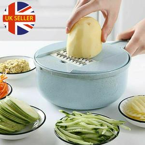 Pratik Kesici Dilimleme Ev Mutfak Aracı Sebze Meyve Patates Soyucu Julienne Kesici Dilimleme Rende Kıyıcı Mutfak Aksesuarları