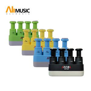 Aroma AHF-02 Hand Finger Exerciser Grip Trainer For Guitar Bass Hand Exerciser for Children (2 Lb to 3 Lb)