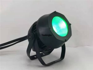 6pcs su geçirmez IP65 ışık açık RGBW 200w 4in1 dmx koçanı par led par ışık led