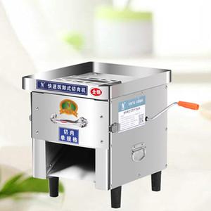 adjutable plein électrique automatique Mutton de viandes fraîches Slicer machine Cutter Rolls Meat Grinder machine
