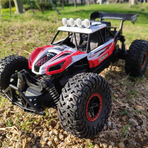 Flytec 6029 1 16 2.4G Remote Control RWD RC Racing Car High Speed Electric Off-Road Vehicle RTR Model For Children Toys MX200414