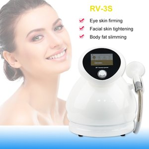 셀룰 라이트 감소 RF 슬리밍 기계 광자 RF 진공 얼굴 리프팅 피부 강화 / RV-3S 진공 광자 RF 시스템