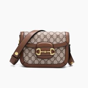 Designer nouveau sac printemps et d'été sacs cheval rétro axillaires sac bit selle sac principal de niche sens sacs de messager presbytes