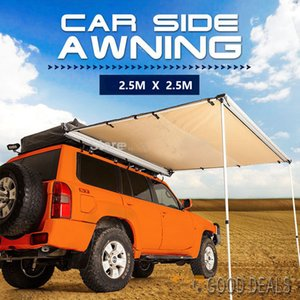 Палатка автомобиль GRNTAMN 4WD автомобилей крыше палатки тент крыша ткань 420d тент от Солнца стороне