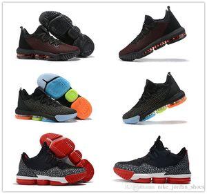 Низкая L16 Свежего Бреда Черного Университет Красного Мужчины Открытой обувь Мода J16 I Promise Multi-Color мужской спортивные спортивной обуви