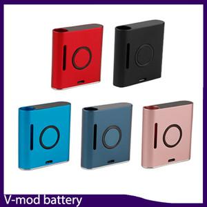 Vapmod VMOD Battery Kit 900mAh Vorheizen VV Einstellbare Spannung Batterie Vape Box Mod Für 510 Thick Oil Cartridge Tank 0266243-1