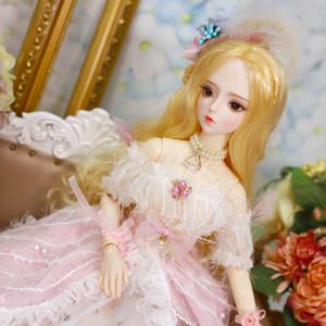 Dream Fairy 1/3 BJD Blyth Doll Сустав Тело Инь-ди-Луо с макияжем включает в себя наряд туфли для волос и подарочную коробку подарочные игрушки ICY, SD
