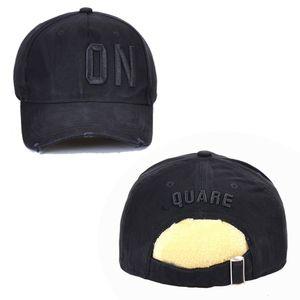 dsquared2 icon dsq d2 cap  Tasarımcı şapka kapaklar erkekler erkek şapka beyzbol şapkaları kadın erkek beyzbol kamyon şoförü snapback HB2IA için yaz takılan şapka kap