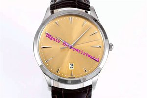 ULTRA ZF Top MASTER THIN Q1288420 Herrenuhr Herren-Armbanduhr Schweizer 9015 automatische mechanische 28800 vph Sapphire Edelstahl Uhren
