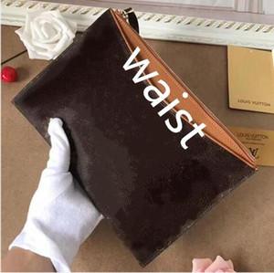 Spedizione gratuita! 2021 Nuovo portafoglio hot portafogli borsa della frizione Borsa delle donne della borsa delle donne della borsa della busta nera nera della borsa di modo Vendita