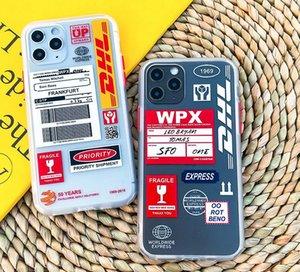 1pcs Hot Vente téléphone portable Cas doux pour la peau sur mesure pour Iphone gaufrée Varnish 6S 7 8 Xr X 11 Pro Max Plus Livraison gratuite