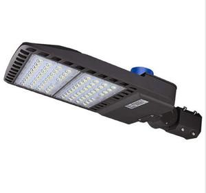 Fotoselli 5000K IP65 MYY ile Shoebox Pole sokak Işıklar Armatür LED LED Otoparkı Işıklar 300w 200w 150w 100w
