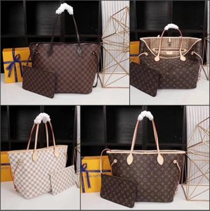 2020 Genuine Leather Bags Women Handbags Wallet Men Clutch Satchel Shoulder Bags Purse With Orange