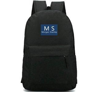 Morgan Stanley Rucksack MS daypack Bank Druck Schulranzen Gesellschaft Freizeit Rucksack Sport Schulranzen Außentagesrucksack
