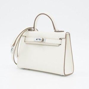 New original fashion top leather cowhide high quality luxury designer handbags genuine ladies bags evening bags handbags Kelly bags free shi