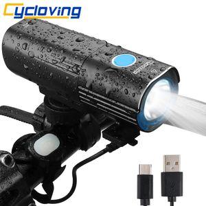 Cycloving led fahrrad licht fahrrad licht scheinwerfer 6 modi fernschalter 4500 mah ipx6 wasserdichte fahrrad accessores