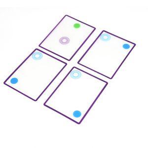 لعبة المنطق سويش - A متعة التعليم شفافة لعبة بطاقة ألعاب المنطق للأطفال يلعبون الورق مجلس بقعة الألعاب ألعاب للأطفال