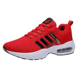 SAGACE Shoes Haragufeng Korean Trend mesh Falt With Casual Sports Shoes lace-up Men's Sneakers Running Shoes Summer 2020 X1226