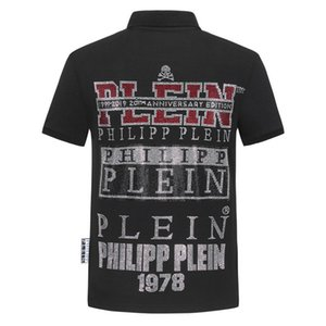 T Shirt manica 2020 estate del Mens Tees più il bicchierino di lusso latte cotone stampato T-shirt Designer 3D Abbigliamento S-XXXL A5