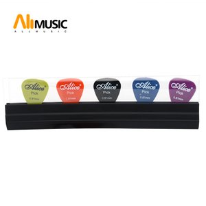 Microphone Mic Stand Pick Holder Hold 5 Bass Guitar Picks Clip On Micstand On Stage - Alice A010D