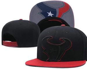 Vendita calda di alta qualità Houston cappello HOU Snap indietro Uomini Headwear Donne Dicer Estate Snapback Cappelli sportivi Berretti da baseball regolabili Chapeau 04